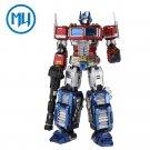 MU 3D Metal Puzzle Transformers Optimus Prime G1 Model YM-L03 DIY 3D Laser Cut Jigsaw Toys For Audit
