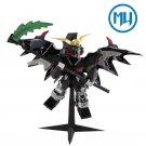 MU 3D Metal Puzzle Gundam Death Arms Knight Model YM-N032 DIY 3D Laser Cut Jigsaw Toys For Audit