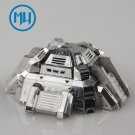 MU 3D Metal Puzzle Starcraft 2 Terran Blockhouse Model Kits DIY 3D Laser Cut Jigsaw Toys