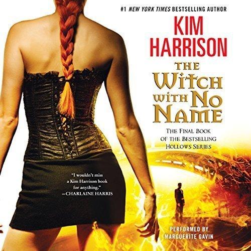 Kim Harrison's Rachel Morgan / The Hollows series (14 MP3 Audiobooks)