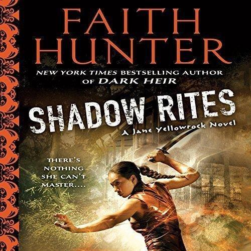 Faith Hunter's Jane Yellowrock Series (12 MP3 Audiobooks)
