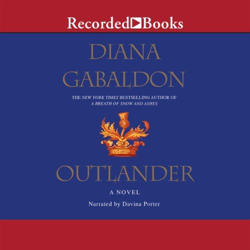 Diana Gabaldon's Outlander Series (9 Unabridged MP3 Audiobooks)
