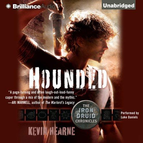 Kevin Hearne's Iron Druid Series (12 MP3 Audiobooks)