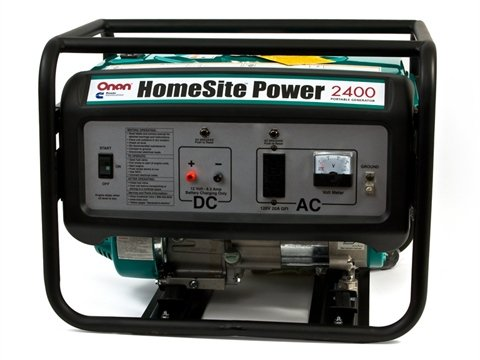 2000 Watt Onan Generator! New With 2yr  cummins warranty