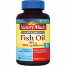 Nature Made Ultra Omega-3 Fish Oil, 1400 Mg, 130 ct