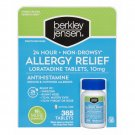 Berkley Jensen Non-Drowsy Allergy Relief, 365 ct
