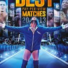 WWE 3 DVD BEST PAY PER VIEW MATCHES 2013
