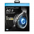 Afterglow AG 9 Premium Black Headband Headsets For PS4 BRAND NEW