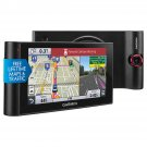 "Garmin nuviCam LMTHD 6"" Touchscreen GPS with Built-in Dash Cam BRAND NEW"