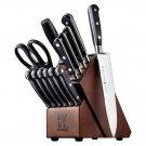 Zwilling J A Henckels 14 Piece Forged Couteau Cutlery Set German Steel Knife