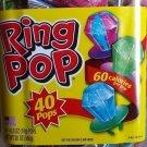 TOPPS Ring Pops Variety Pack, 40 pk