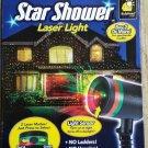 Star Shower Laser Light Projector Light Show FOR CHRISTMAS (1) BRAND NEW