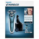 Philips Norelco Electric Shaver 7300 for Sensitive Skin , S7370/84 NEW