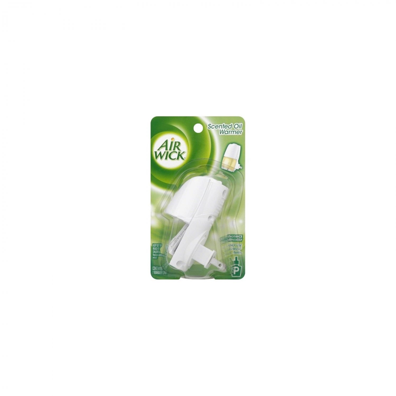 Air Wick Scented Oil Air Freshener Warmer, 1 Count