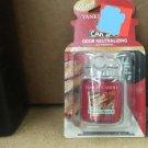 YANKEE CANDLE ULTIMATE CAR JAR Air Freshener Sparkling Cinnamon