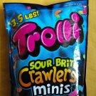 Trolli Sour Brite Crawlers Minis Gummy Candy 3.5 lbs Bag