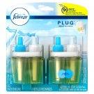 Febreze Noticeables Dual Refill Air Freshener 2 Count 0.87oz