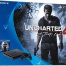 PlayStation 4 Slim 500GB Console - Uncharted 4 Bundle NEW & SEALED