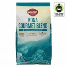 Wellsley Farms Kona Gourmet Blend Whole Bean Coffee, 40 oz. NEW