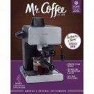 Mr. Coffee Espresso Maker BVMC-ECM260 Stainless Steel BRAND NEW