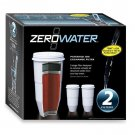 ZeroWater® 2-Pack Pitcher Replacement Filter NEW