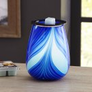 Better Homes And Gardens Rhapsody Art Glass Wax Warmer BRAND NEW