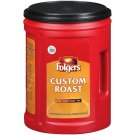Folgers Custom Roast Ground Coffee 48 oz NEW