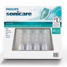 Philips Sonicare e-Series Brush Head, 4 pk HX7024/52 BRAND NEW