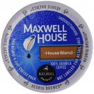 Maxwell House Single Serve Blend Coffee, Medium Roast, 100 Count NEW
