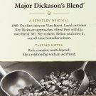 Peet's Coffee Major Dickason's Blend 16ct K-Cup Pack NEW