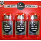 OLD SPICE ANTI-PERSPIRANT 2.6oz STRONGER SWAGGER (3 Pack)