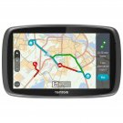 "TomTom GO 600 w/ 6"" Touchscreen Portable Vehicle GPS & Lifetime Maps BRAND NEW"