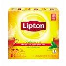 Lipton Tea Bags, 312 ct BRAND NEW