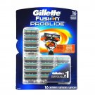 Gillette Fusion ProGlide Manual Cartridges, 16 ct BRAND NEW