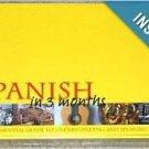 Spanish in 3 Months