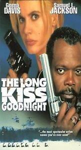 Long Kiss Goodnight [VHS]