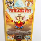 American Tail:Fievel Goes West [VHS]