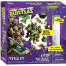 Savvi Teenage Mutant Ninja Turtles Temporary Tattoo and Sticker Kit