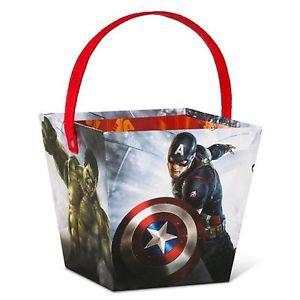 Avengers Paperboard Easter Basket
