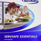 ServSafe Essentials w/out Exam Answer sheet, (Updated w/ 2009 FDA Food Code)