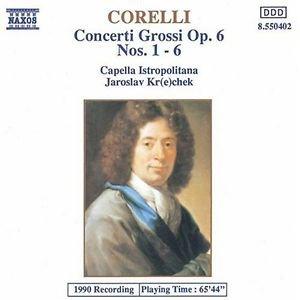 Concerti Grossi 1-6
