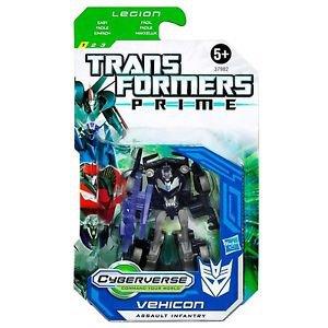 Transformers Prime Vehicon Legion Class