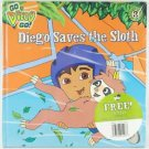 Hardcover Book Volume #3- Diego Saves The Sloth (195 Pieces)
