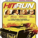 Hit & Run (Blu-ray + DVD + Digital Copy + UltraViolet)