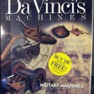 Da Vinci's Machines: The Master's Greatest Works Come Alive! Volume 2 Militar...