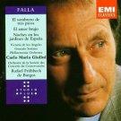 de Falla: El Amor Brujo / Sombrero de tres picos (Three-Cornered Hat) / Noche...