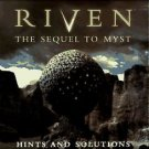 Official Riven Hints and Solutions: The Sequel to Myst  (Bradygames Strategy ...