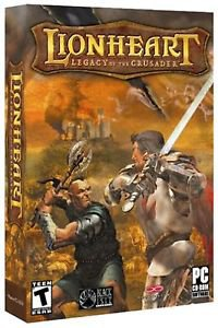 Lionheart: Legacy of the Crusader - PC