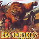 Cabela's Dangerous Hunts [PlayStation 2]