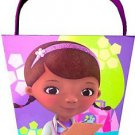 Disney Doc Mc Stuffins Easter Paperboard Bucket Egg Hunting Easter Activities...